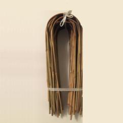 Tyczka bambusowa gięta